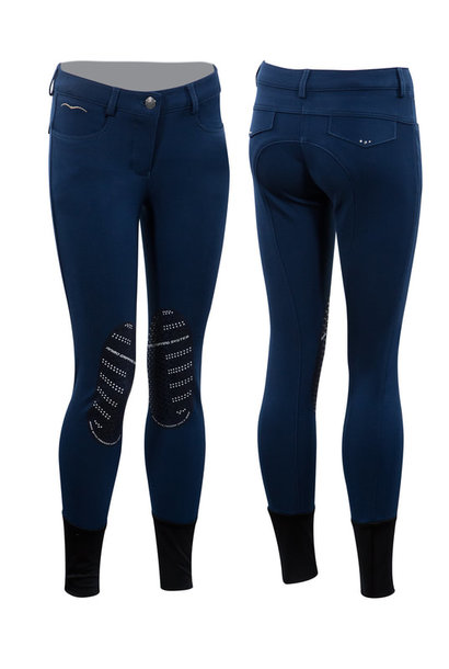 Girl's Nebo Knee Patch Breeches