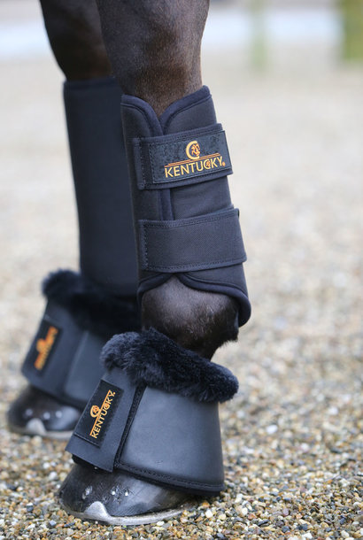 3D Spacer Turnout Boots
