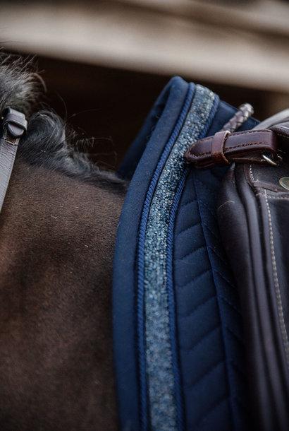 Glitter & Stone Dressage Saddle Pad
