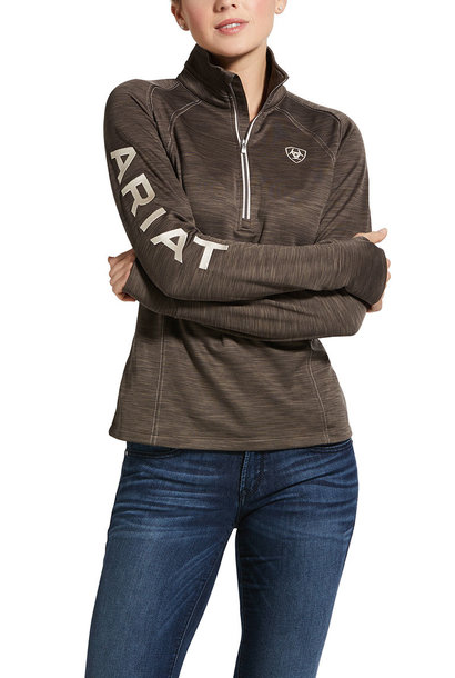 Women's Tek Team 1/2 Zip Sweatershirt