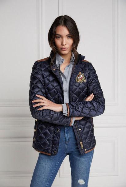 Women's Diamond Quilt Classic Jacket