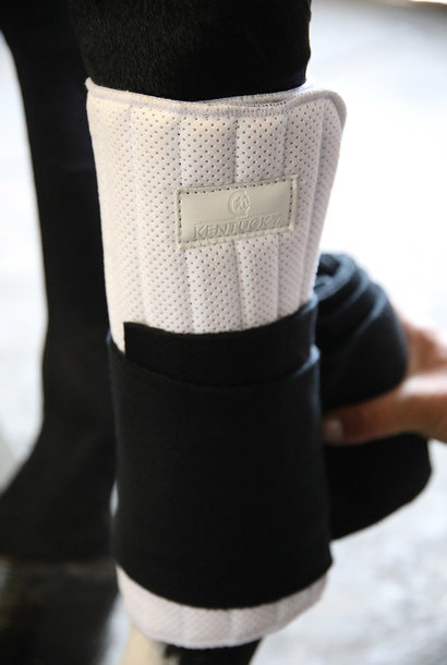 Working Bandage Pads Absorb