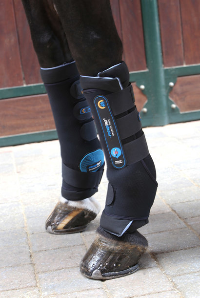 Magnetic Stable Boots