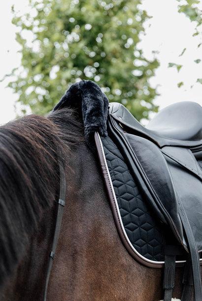 Star Quilt Dressage Saddle Pad