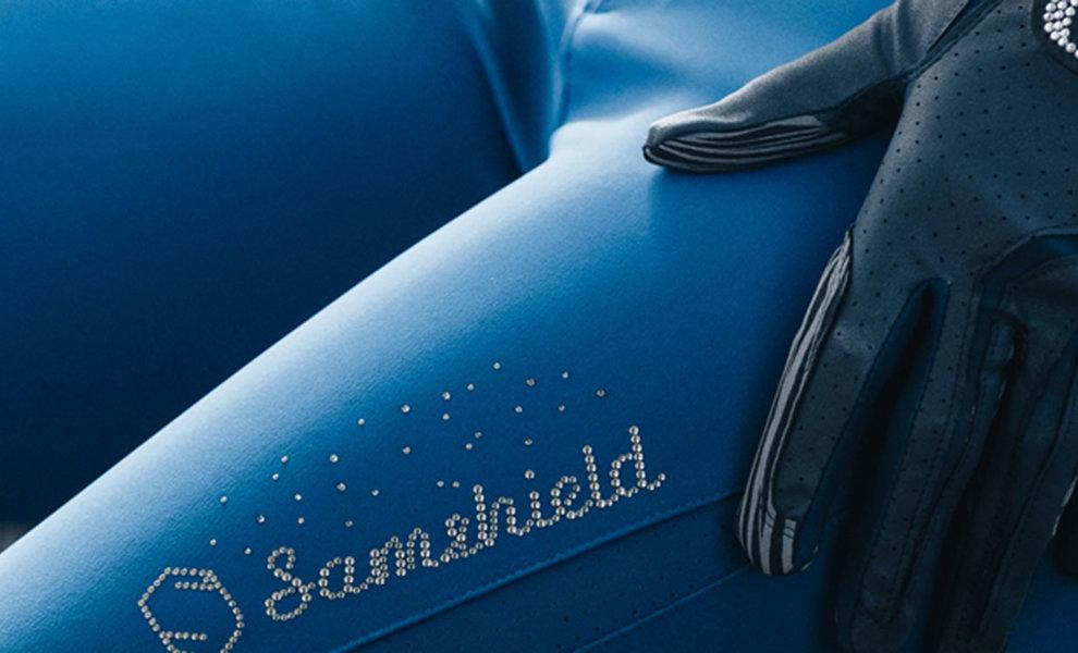 Be seen in Samshield