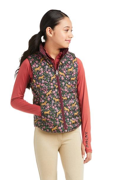 Girls Emma Revisible Vest