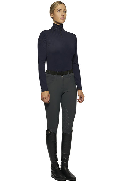 Women's Phases Jersey 1/2 Zip Base Layer