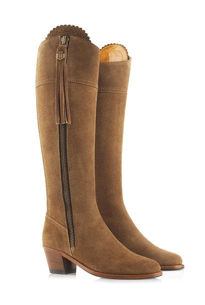 Women's Sporting Fit Heeled Regina Boots