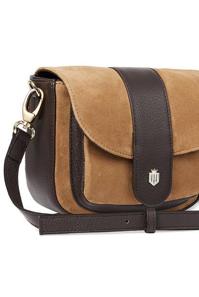 The Highcliffe Saddle Bag Tan