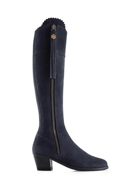 Women's Narrow Fit Heeled Regina Boots