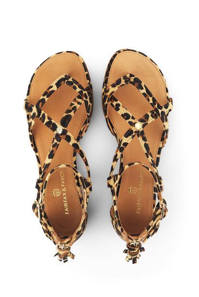 Women's Brancaster Haircalf Sandal