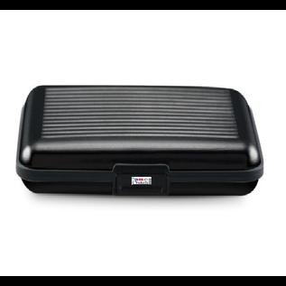 ®SMC Products Creditcard en Bankpas houder in de kleur zwart, formaat 11x7cm - DD-41362