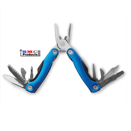 ®SMC Products MULTITOOL (Mini) 1 Opvouw en 1 Formaat bankkaart. - DD-31214