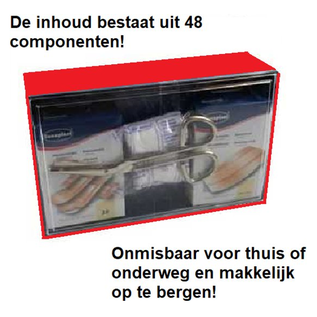 ®SMC Products Auto- en thuis verband kit voor iedereen - DD-2620