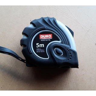 ®SMC Products Rolmaat met extra stevige rubber behuizing ( 5 mtr. ) - DD-1219