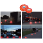 ®SMC Products LED WAARSCHUWINGSLAMP.  Noodlamp voor auto, motor, boot, caravan. - DD-10378