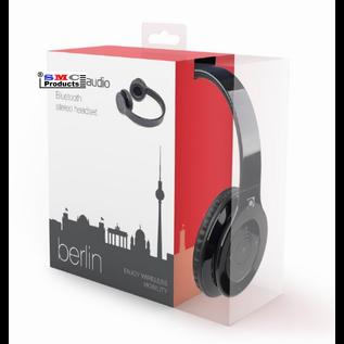 ®SMC Products Bluetooth On Ear koptelefoon Zwart - Lichtgewicht - Supergeluidsweergave - DD-697264 - Het meest verkocht in 2020 aan de thuiswerkers.