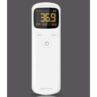 ®SMC Products Voorhoofd Thermometer, Digitale Infrarood Lichaams Thermometer - Contactloos.