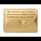 ®SMC Products Exclusieve cadeau kaart ter waarde van € 10,- DD-101010