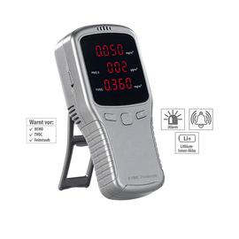®SMC Products CO2 meter - 5 in 1 draadloos fijnstofmeetapparaat