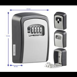 ®SMC Products De meest verkochte sleutelkluis in de zorgsector van 2018 tot heden.