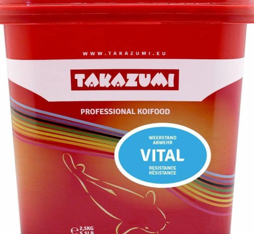 Takazumi vital 2,5 kg