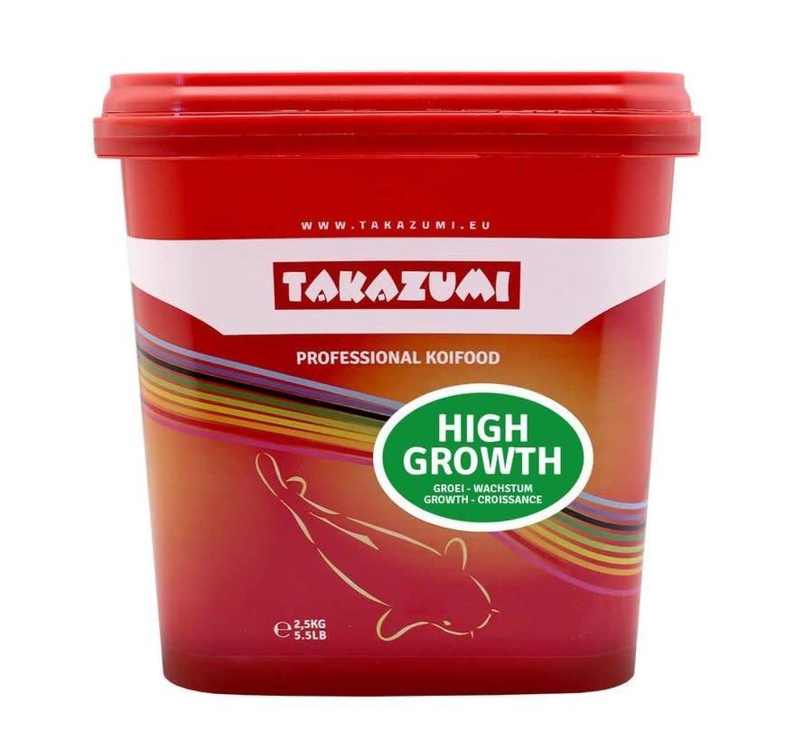 Takazumi High Growth 2,5 kg