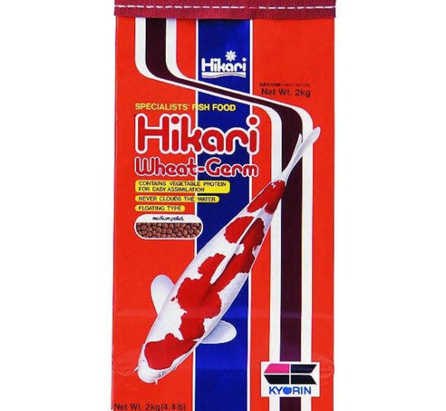 HIKARI WHEAT-GERM LARGE 2 KG