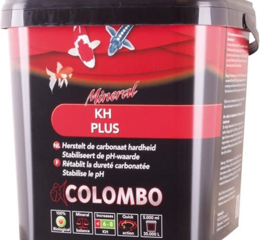 Colombo KH+ 5.000ML/35.000L