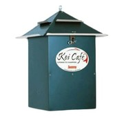 Voerautomaat Koi Cafe groen