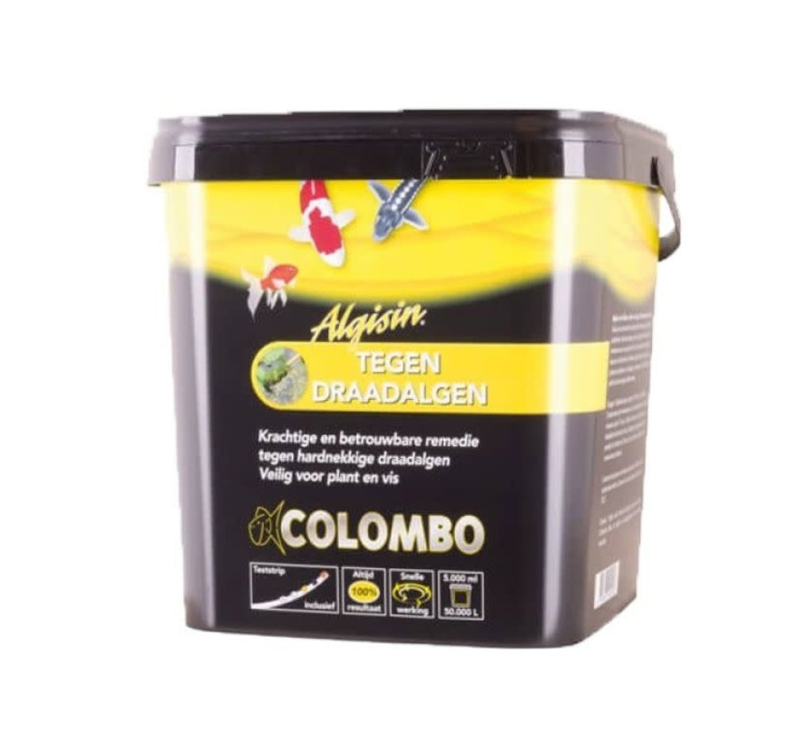 Colombo Algisin 5.000ML/50.000L NL+F