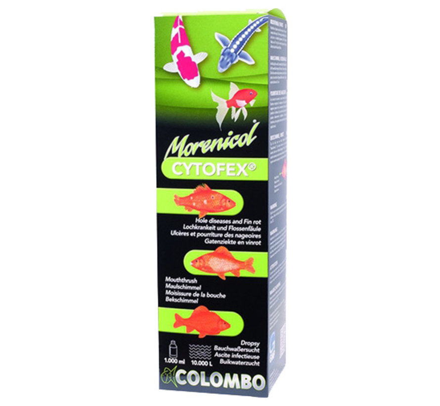 Colombo Cytofex 2500 ML/25.000L *