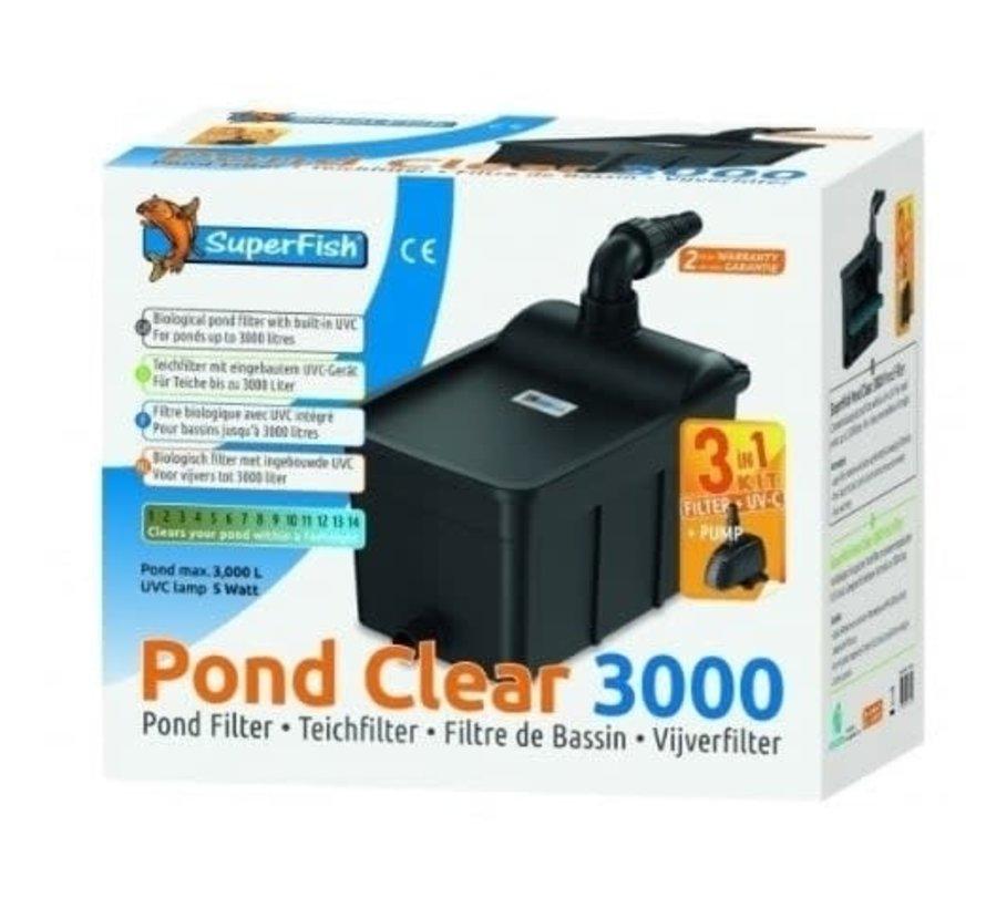 Superfish PondClear Kit 3000