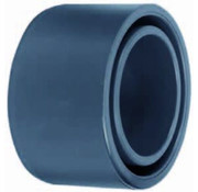 PVC verloopring 90 x 75mm PN16