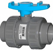 PVC kogelkraan Econo-Line 25mm PN16