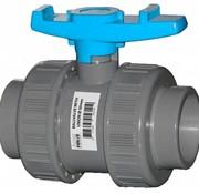 PVC kogelkraan Econo-Line 50mm PN16