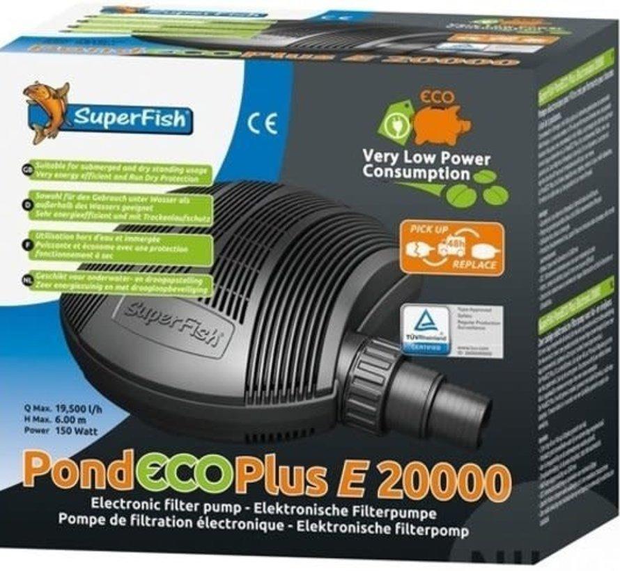 Superfish POND ECO PLUS E 20.000-150 W
