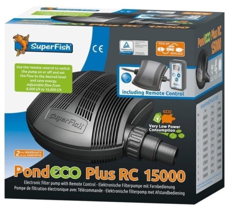 Superfish Pond Eco Plus RC 15.000