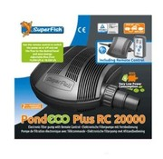 Superfish Superfish Pond Eco Plus RC 20.000