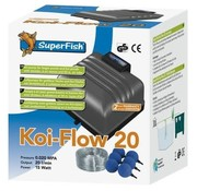 Superfish Superfish KOI FLOW 20 PROF.BELUCHTINGSSET