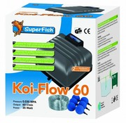 Superfish Superfish KOI FLOW 60 PROF.BELUCHTINGSSET