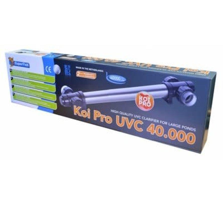 Superfish KOI PRO RVS UVC T5 40W/40.000L