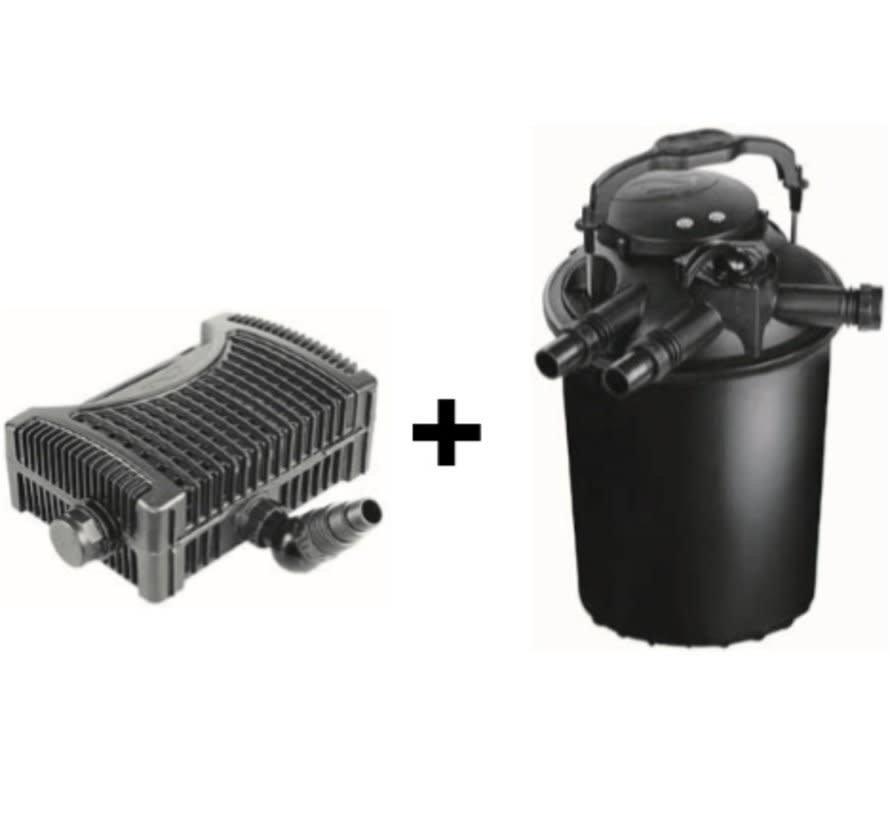 Green Reset Filterset met Eko Power Pomp