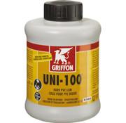 Griffon Griffon Hard Lijm PVC Uni-100 250ml