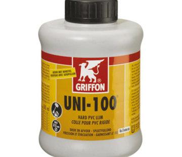 Griffon Griffon Hard Lijm PVC Uni-100 1000ml
