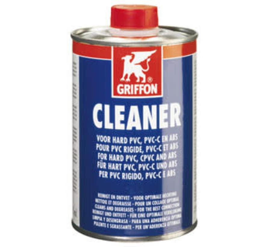 Griffon Cleaner voor hard PVC 500ml