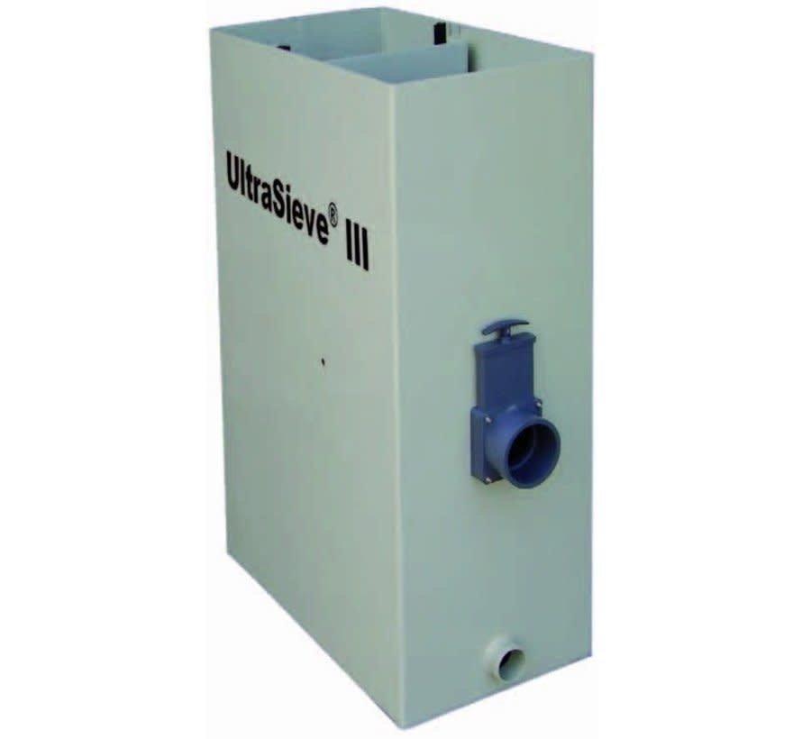 Aquaforte Prime Ultrasieve III 200 (zeer fijn) Zwaartekracht Zeefbochtfilter