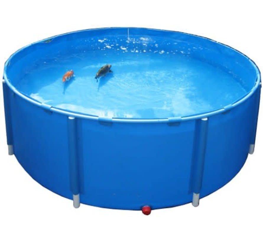 AquaForte afdeknet koivat Ø100cm