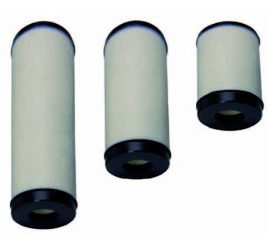 HDPE luchtuitstromer Ø70 x 250mm