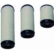 HDPE luchtuitstromer Ø70 x 400mm